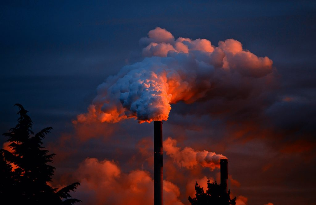 Causes Of Environmental Pollution